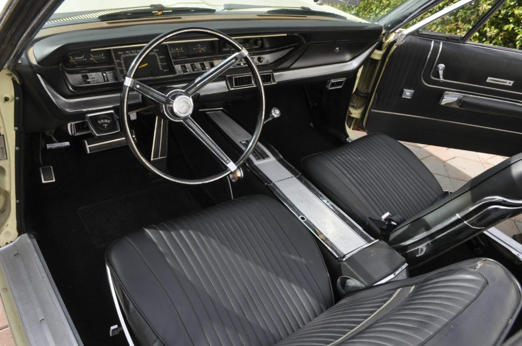 1967 Plymouth Fury Convertible
