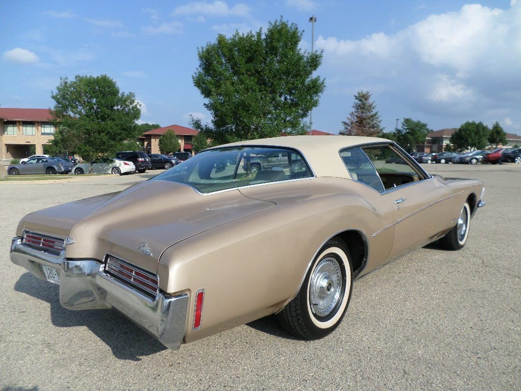 1971 buick riviera for sale. Black Bedroom Furniture Sets. Home Design Ideas