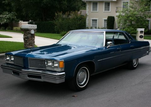 1976 Oldsmobile Ninety-Eight for sale