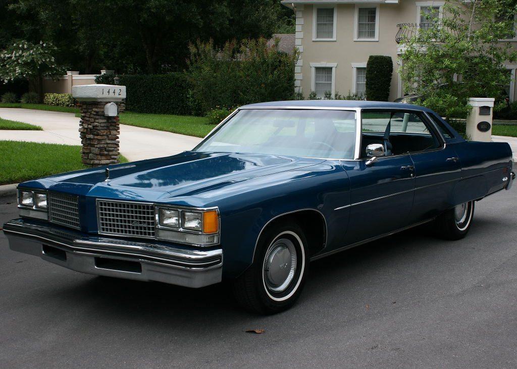 1976 Oldsmobile Ninety-Eight for sale