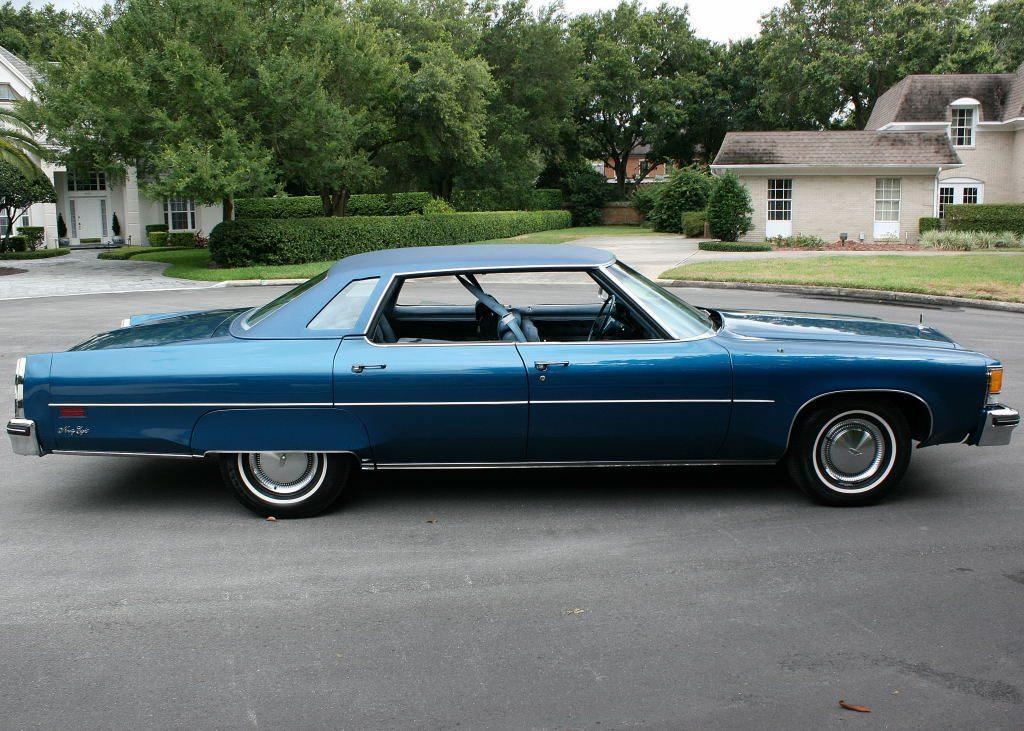 Chrysler Imperial 1956 >> 1976 Oldsmobile Ninety-Eight for sale