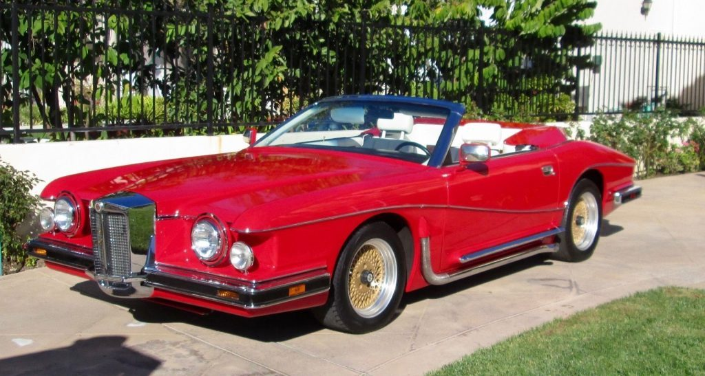 1988 Stutz Bearcat Convertible