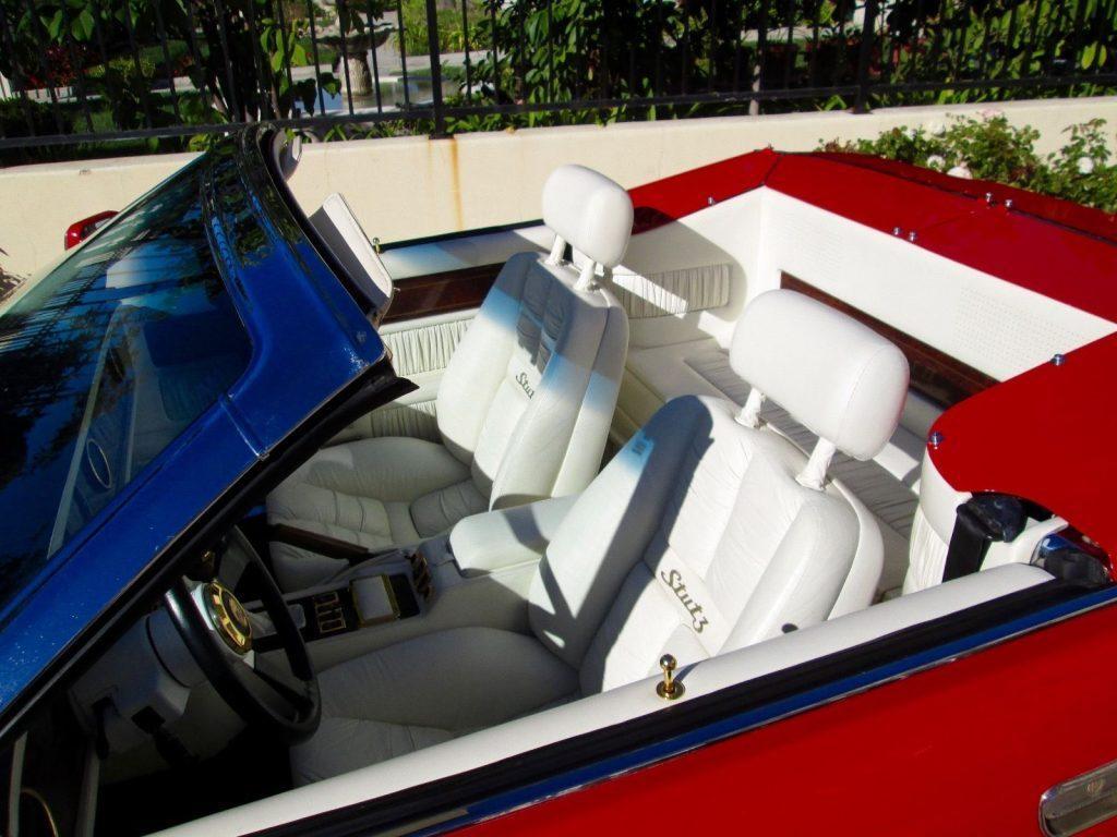 1988 Stutz Bearcat Convertible