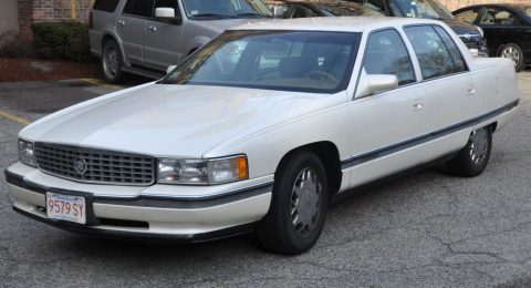 1995 Cadillac DeVille for sale