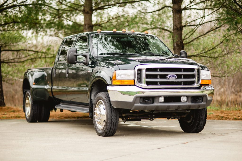 2001 Ford F 450 For Sale