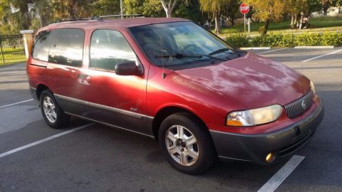 2001 Mercury Villager for sale