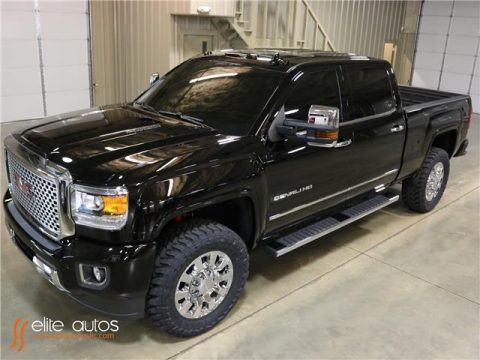 2016 GMC Sierra 2500 Denali for sale