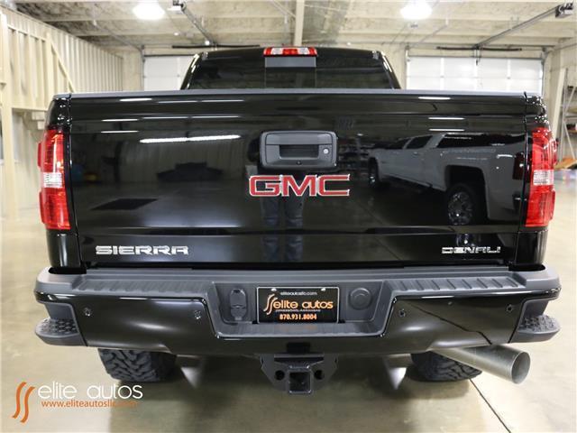 2016 GMC Sierra 2500 Denali
