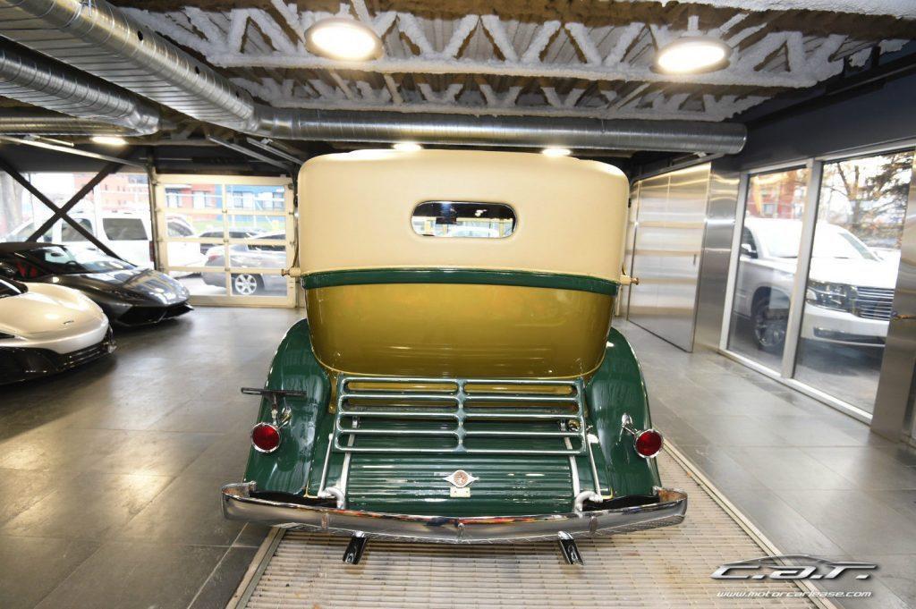1930 Cadillac Fleetwood V16