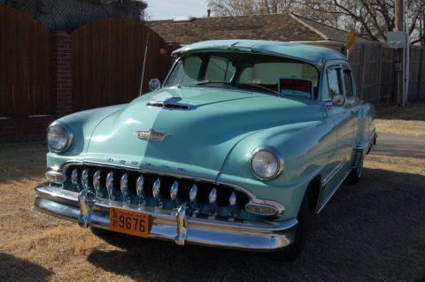 1953 DeSoto Powermaster for sale