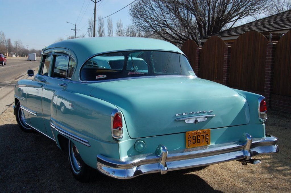 1953 Desoto Powermaster For Sale