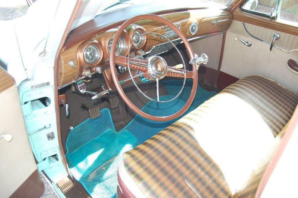 1953 DeSoto Powermaster