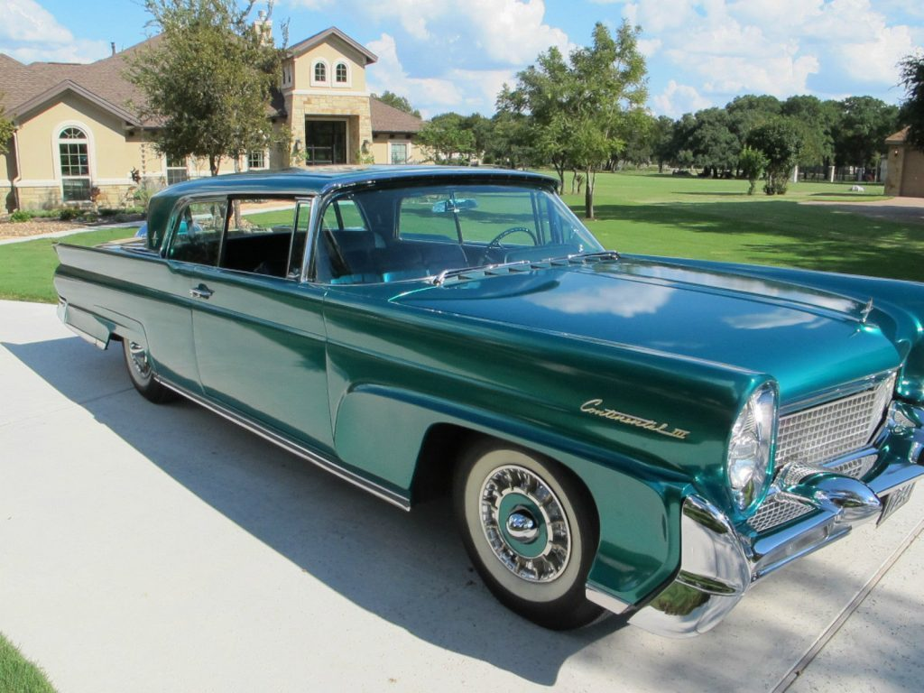 1958 Lincoln Continental Mark Iii For Sale
