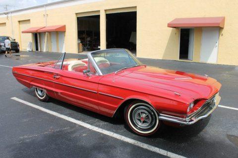 1966 Ford Thunderbird for sale