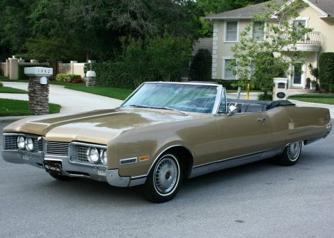 1967 Oldsmobile Ninety-Eight Convertible for sale