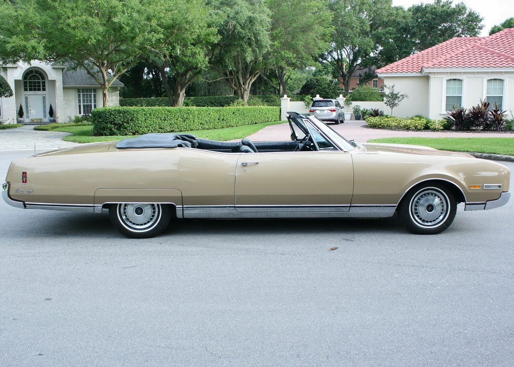 Oldsmobile Ninety Eight Convertible American Cars For Sale X X
