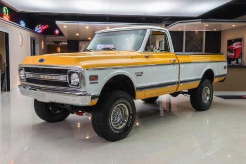 1970 Chevrolet K-10 Cheyenne for sale