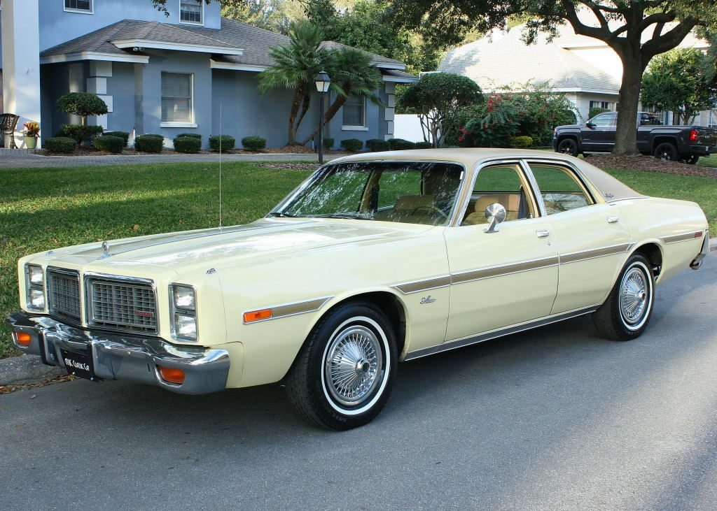 Listing All Cars >> 1978 Dodge Monaco for sale