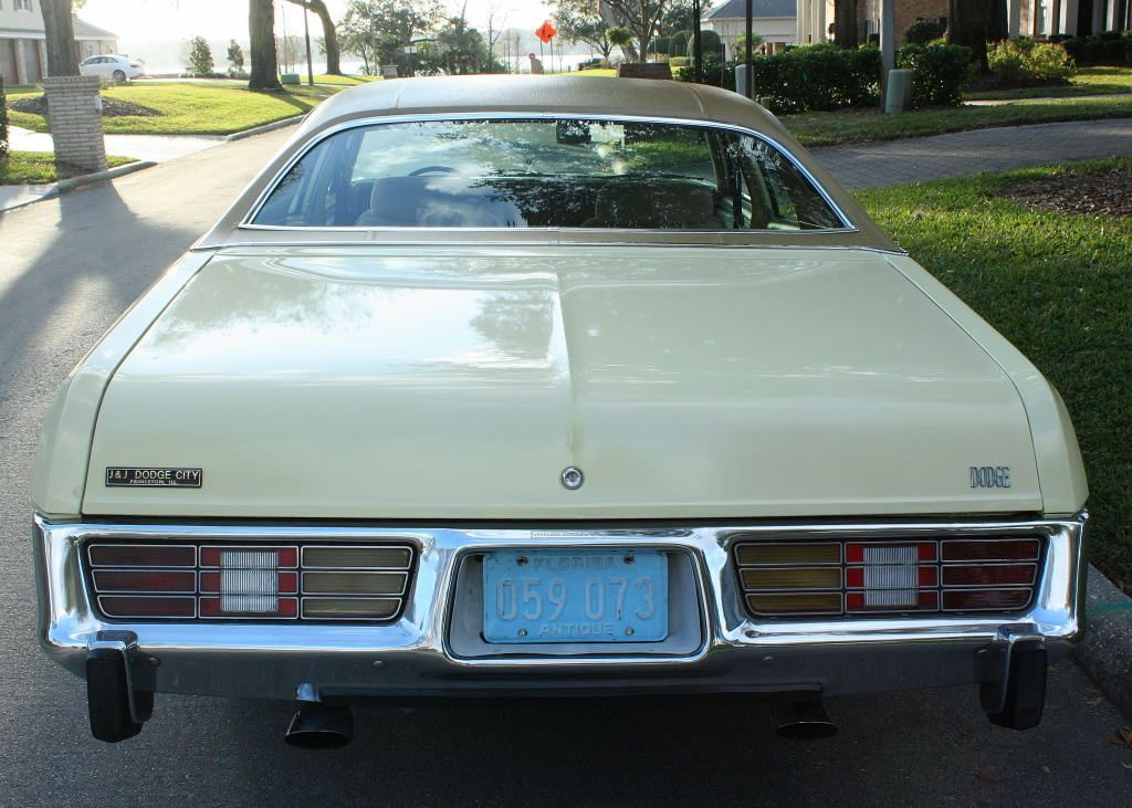 American Auto Sales: 1978 Dodge Monaco For Sale