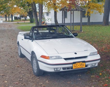 1991 Mercury Capri for sale