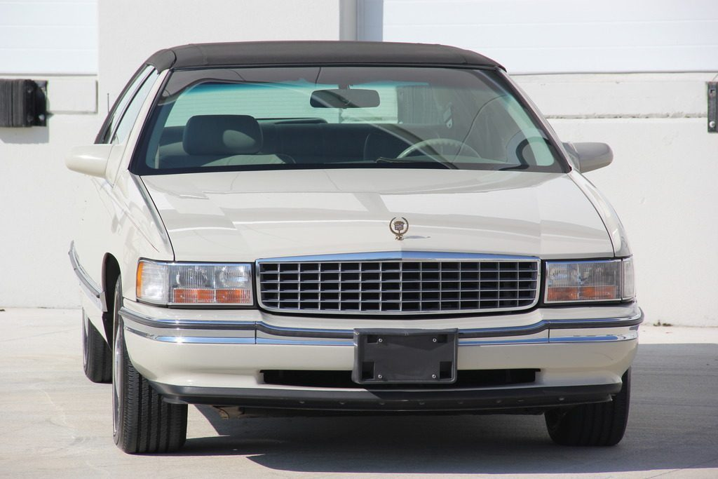 1996 Cadillac DeVille for sale