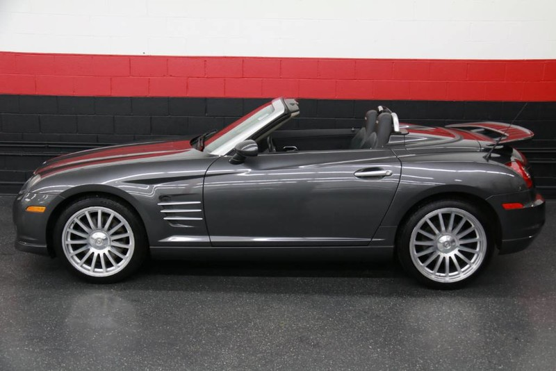 2015 Chrysler 200 For Sale >> 2005 Chrysler Crossfire Convertible for sale