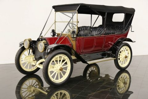1912 Buick Model 29 Touring for sale