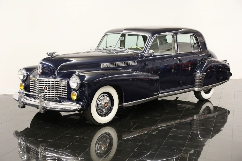 Cadillac Fleetwood Imperial Sedan American Cars For Sale X