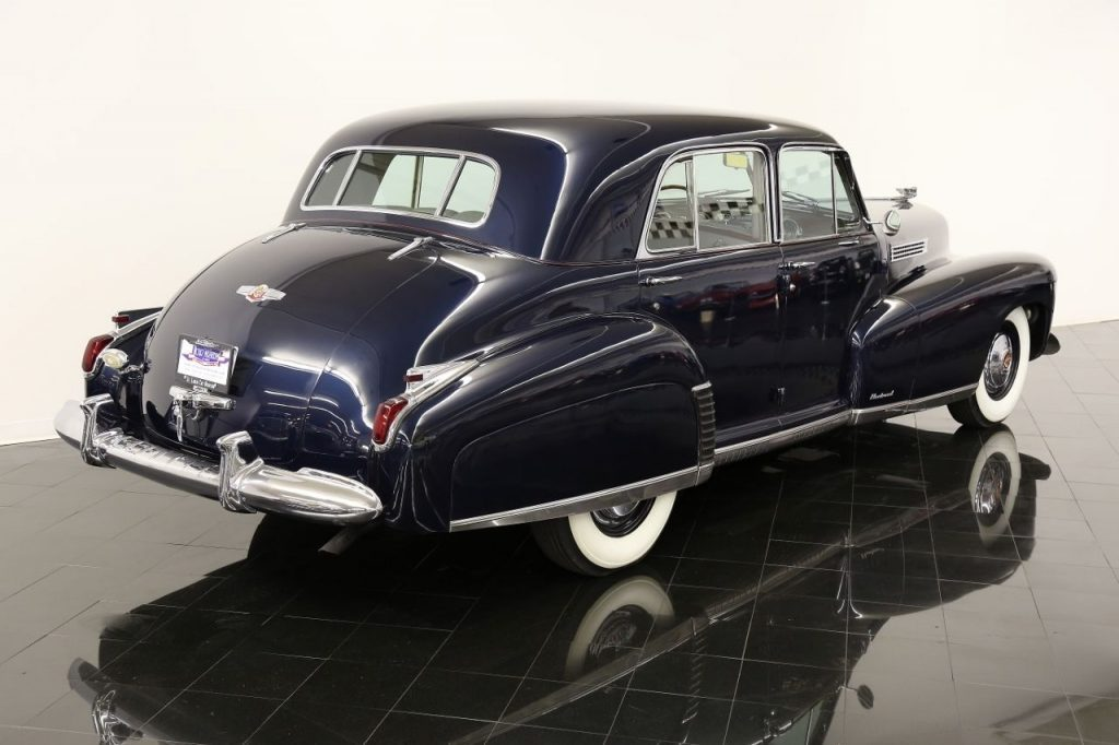 1941 Cadillac Fleetwood Imperial Sedan