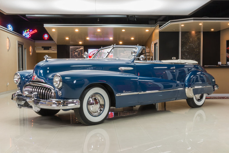 1948 Buick Roadmaster For Sale