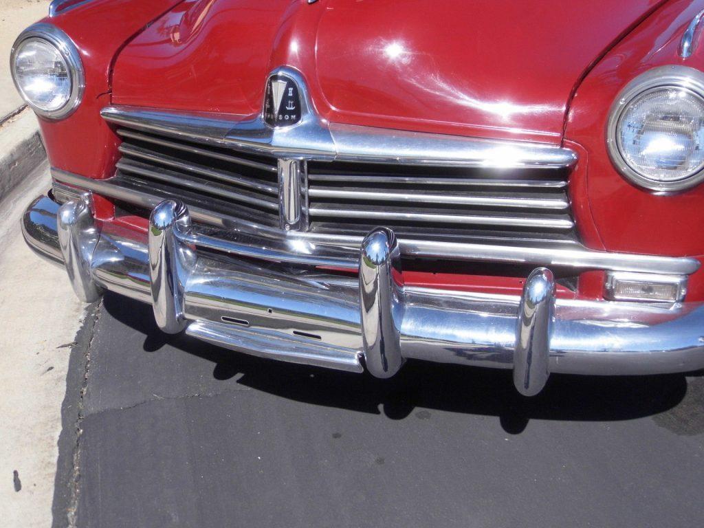 1949 Hudson Super Convertible