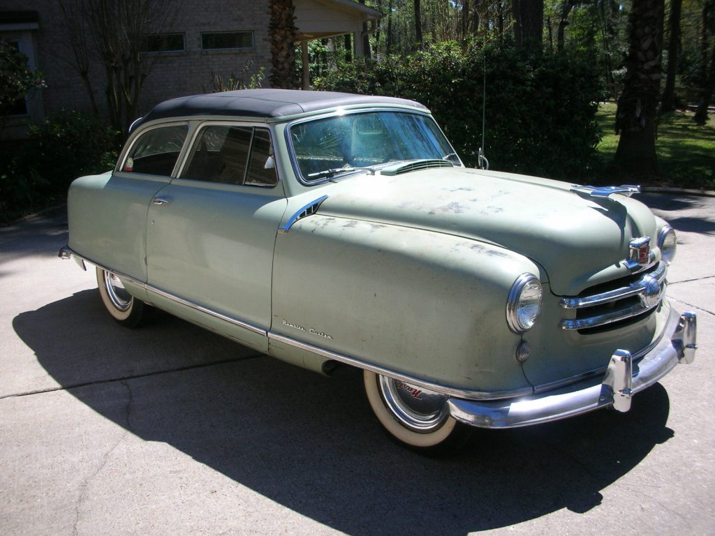 Nash Rambler Airflyte American Cars For Sale X
