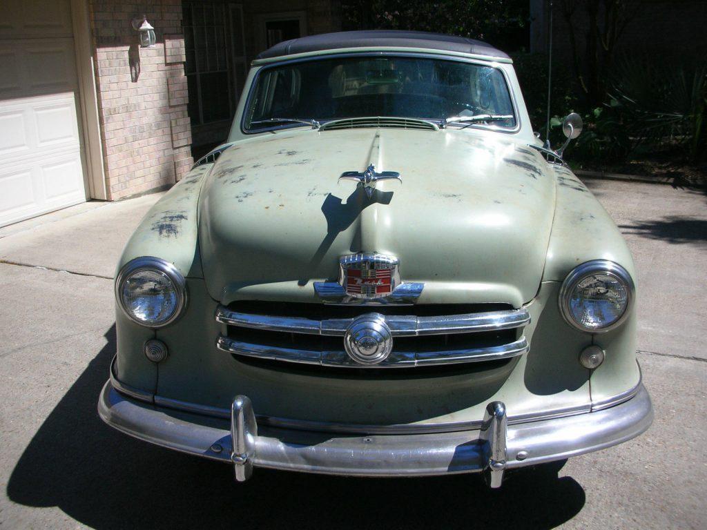 1951 Nash Rambler Airflyte