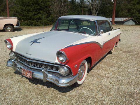 1955 Ford Fairlane Victoria for sale