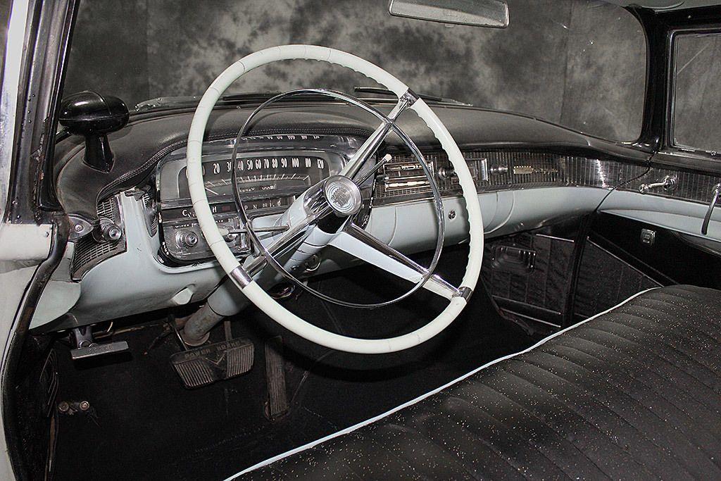 1956 Cadillac DeVille