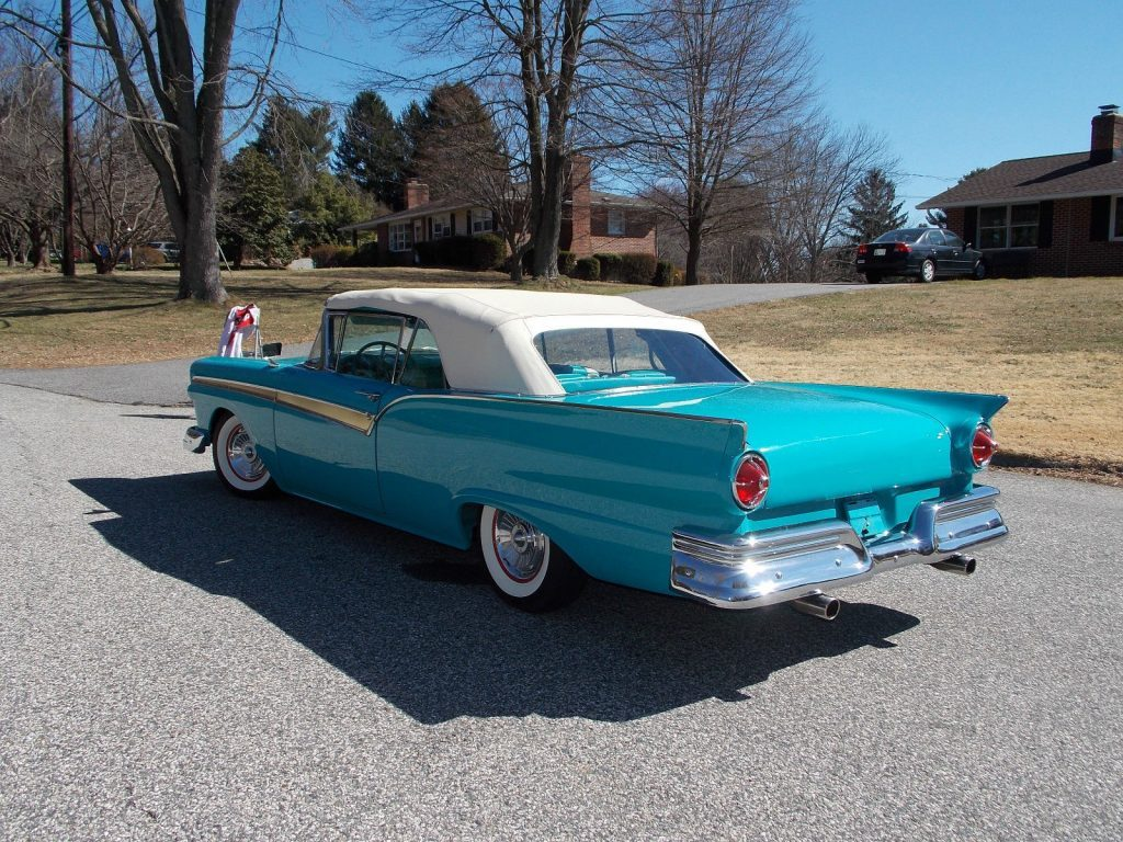 Ford Fairlane Convertible American Cars For Sale X X