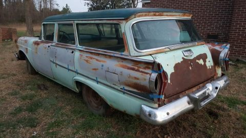 1958 Edsel Villager for sale