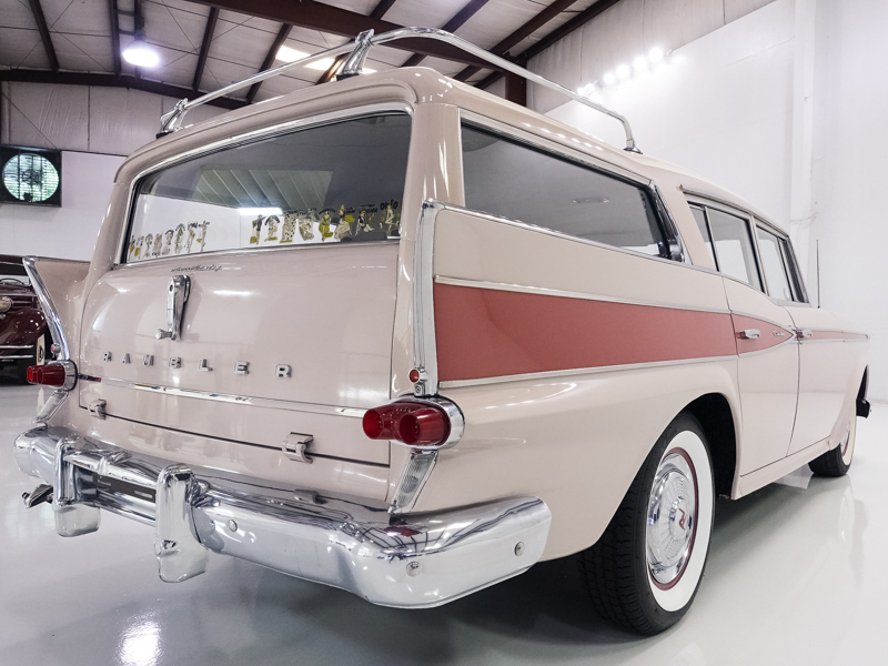 1959 AMC Rambler Cross Country Wagon