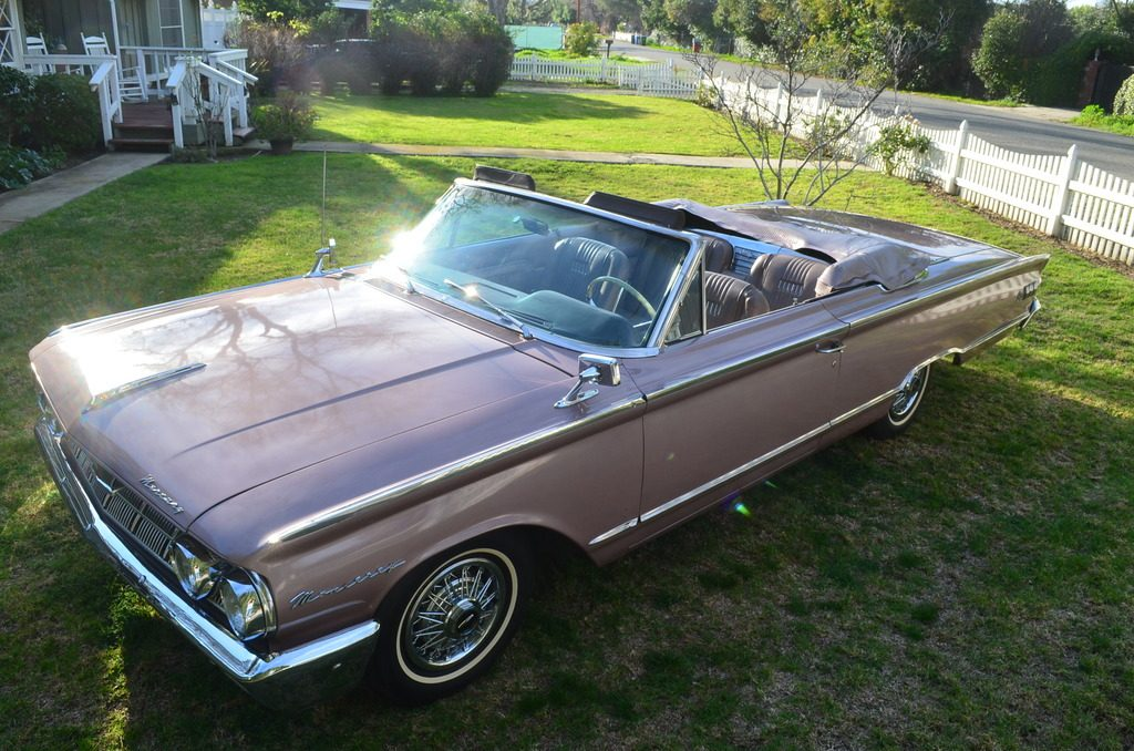 Mercury Monterey American Cars For Sale X on Custom 1966 Cadillac Convertible