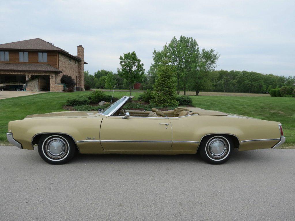 1969 Oldsmobile Eighty-Eight