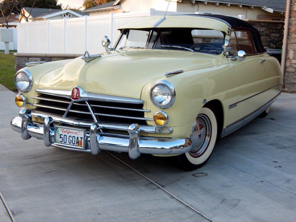 1950 Hudson Commodore for sale