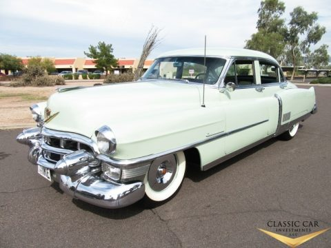 1953 Cadillac Fleetwood 60 Special for sale