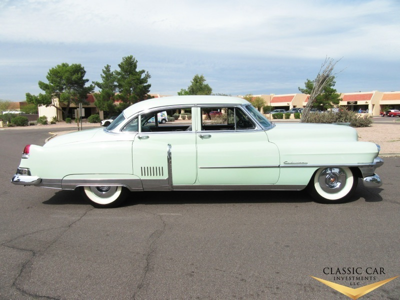 1953 Cadillac Fleetwood 60 Special