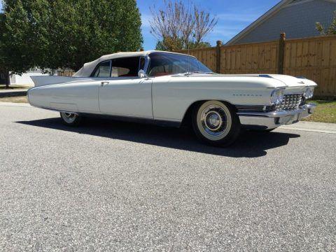 1960 Cadillac Eldorado Biarritz Convertible for sale