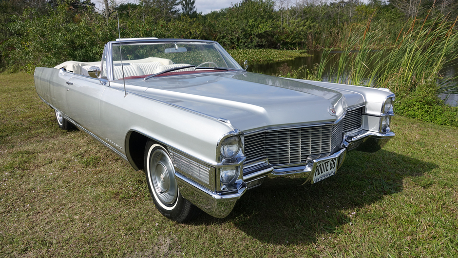 Chrysler Imperial 1956 >> 1965 Cadillac Eldorado Convertible for sale
