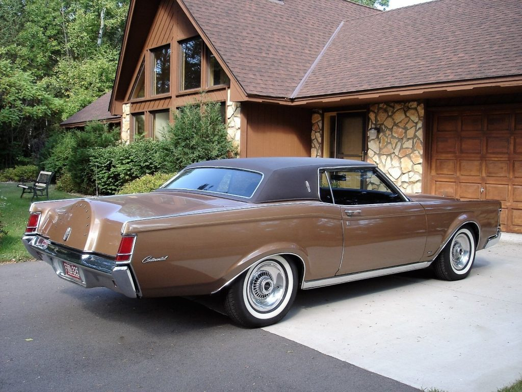 1971 lincoln continental for sale. Black Bedroom Furniture Sets. Home Design Ideas