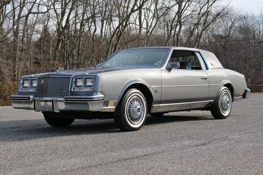 Buick Riviera American Cars For Sale X on 1985 Buick Lesabre Sedan