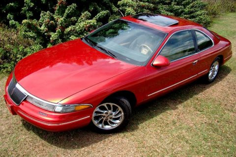 1996 Lincoln Continental Mark VIII for sale