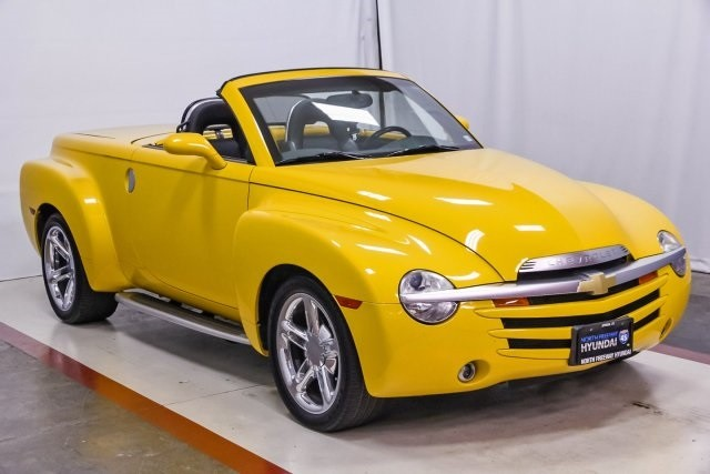 Chevrolet Ssr American Cars For Sale