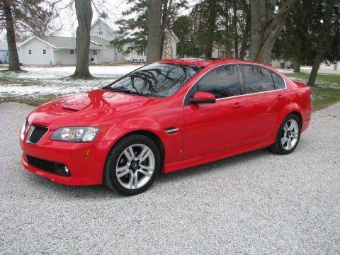 2009 Pontiac G8 for sale